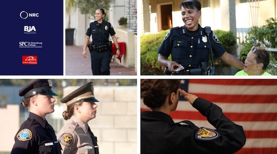 Diversity, Gender Balance and Inclusivity in Law Enforcement - Women in Police Leadership Share ...