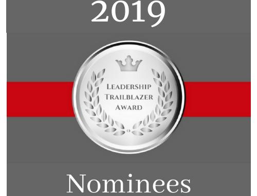 League of Women in Government Announces 2019 Leadership Trailblazer Award Nominees